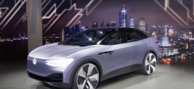 Volkswagen Studie I.D. CROZZ feiert in Shanghai Weltpremiere