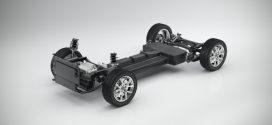 Volvo startet die Produktion des ersten Elektroautos in China in 2019