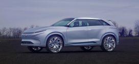 Hyundai FE Fuel Cell Concept – Studie eines Brennstoffzellenautos