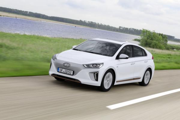 Hyundai Ioniq Electric - Elektroauto