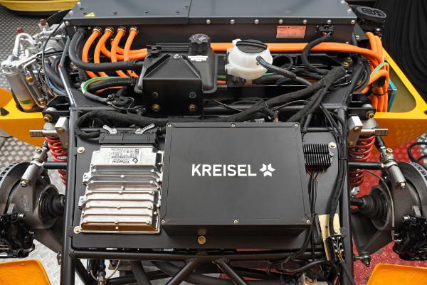 Kreisel EVEX Porsche 910e - Technik