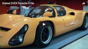 Kreisel EVEX Porsche 910e – Elektrischer Supersportwagen