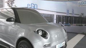 e.GO Life Elektroauto: Video zum Stand der Entwicklung