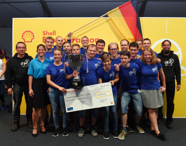 Shell Eco-marathon - Team ThaiGer H2 Racing Stralsund