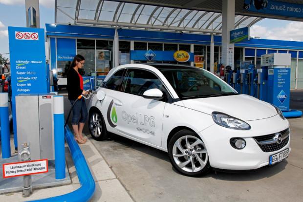 Autogas-Pkw: Opel ADAM 1.4 LPG ecoFLEX