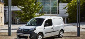 Renault Kangoo Z.E. jetzt mit 270 Kilometer Reichweite