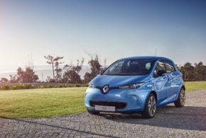 Renault bleibt auch im ersten Halbjahr 2017 Marktführer bei Elektrofahrzeugen