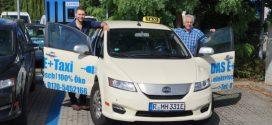 Erstes BYD Elektroauto-Taxi in Deutschland ist in Regensburg im Einsatz