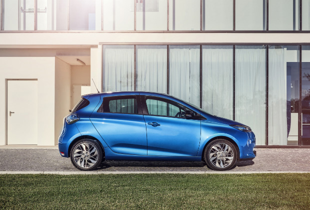 Renault ZOE E-Auto