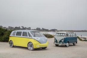 VW Bulli mit Elektroantrieb kommt als Serienmodell – allerdings erst 2022
