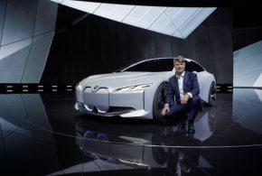 BMW i Vision Dynamics auf der IAA 2017