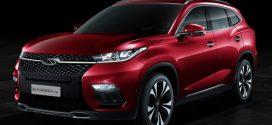 Chery EXEED TX auf der IAA 2017 – SUV mit Elektro- und Hybridantrieb