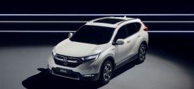 Honda CR-V Hybrid wird als Prototyp auf der IAA präsentiert
