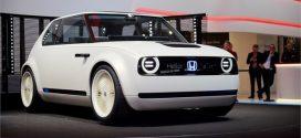 Honda Urban EV Concept – Elektroauto wird auf der IAA gezeigt