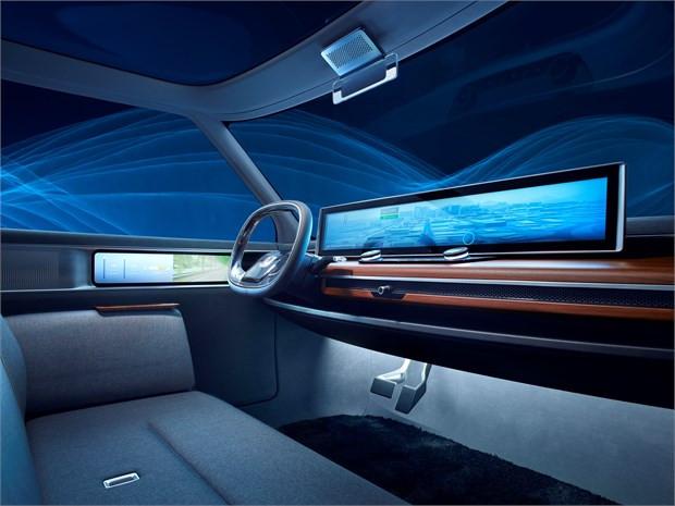 Honda Urban EV Concept - Armaturenbrett