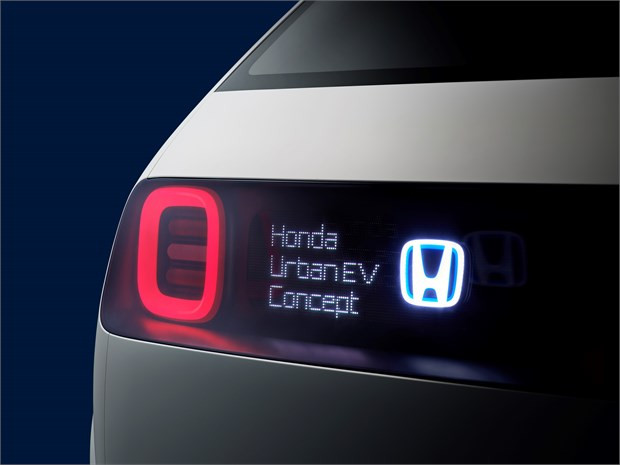 Honda Urban EV Concept - Heck
