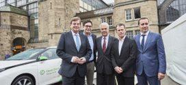 Fahrdienst CleverShuttle in Hamburg übernimmt 20 Toyota Mirai