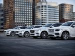 Volvo Cars - T8 Twin Engine Flotte