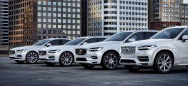 UN würdigt Volvo Initiative: Ab 2019 wird jeder neue Volvo elektrifiziert