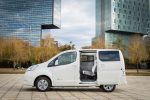 Nissan e-NV200 mit 40 kWh Batterie