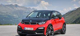 BMW feiert den 100.000sten vom Band gelaufenen i3