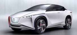 IMx Concept: Nissans autonom fahrendes Elektroauto der Zukunft