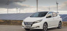 Über 10.000 Vorbestellungen für den neuen Nissan Leaf – 1.000 aus Deutschland