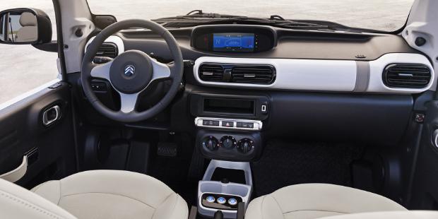 Citroen E-Mehari Cabrio - Innenraum