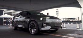 Byton Concept: Erste Ausfahrt im neuen Elektroauto