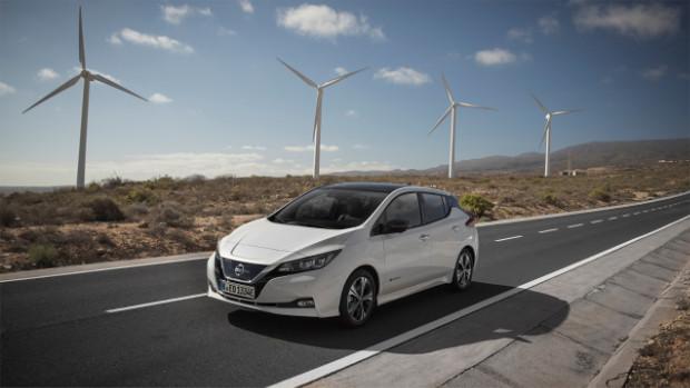 Neuer Nissan Leaf (ab Sommer 2018)