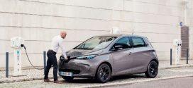 Das Elektroauto Renault ZOE erhält einen stärkeren Motor