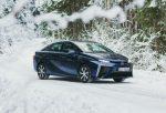 Toyota Mirai funktioniert auch bei extremer Kälte