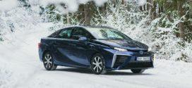 Keine Angst vor extremer Kälte: Toyota Mirai startet in 2018 auch in Kanada