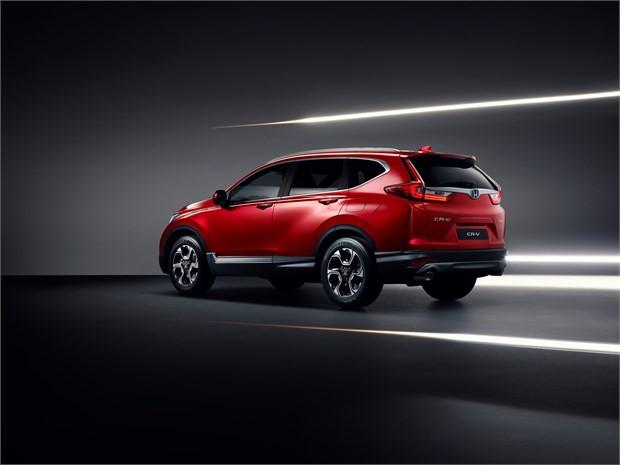 2018er Honda CR-V