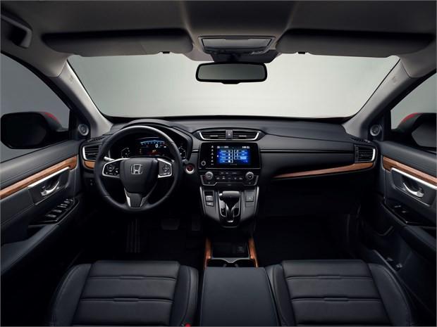 2018er Honda CR-V - Innenraum