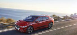 Jaguar I-PACE – Das neue und sportliche Elektro-SUV