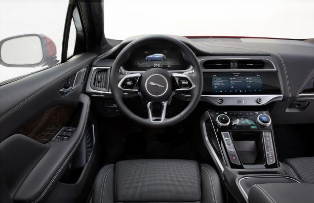 Jaguar I-PACE - Innenraum