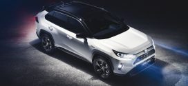 Erste Bilder vom komplett neu designten Toyota RAV4