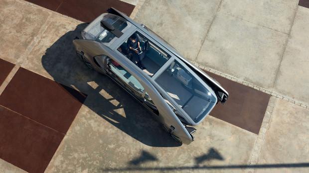 Renault EZ-GO Robo-Elektro-Taxi