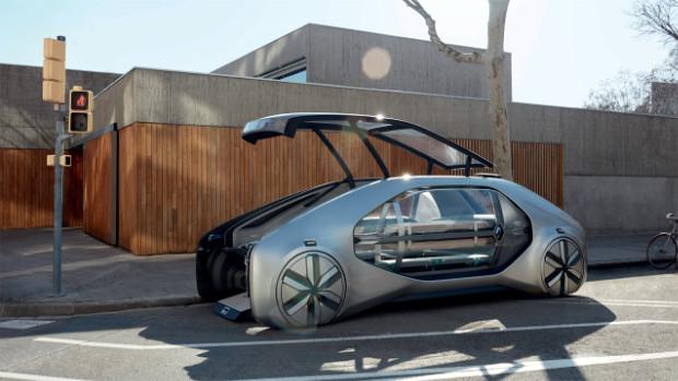 Renault EZ-GO - Robo-Taxi