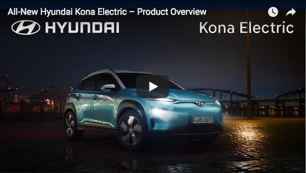 Vorstellung zum neuen Hyundai Kona Electric