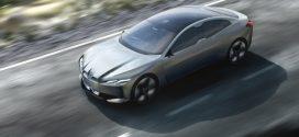 BMW i Vision Dynamics – Ausblick ein zukünftiges Luxus-Elektroauto
