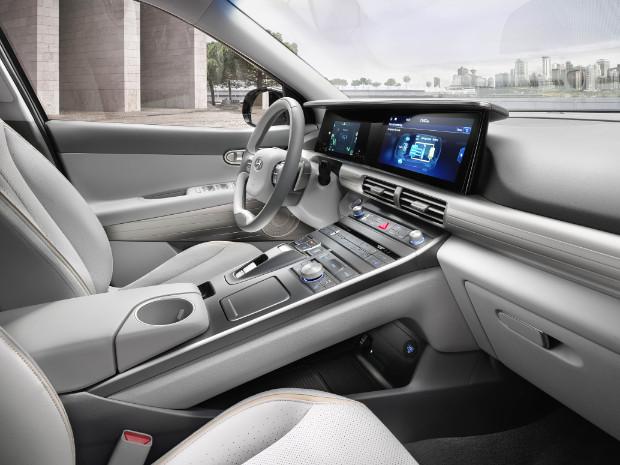 Hyundai Nexo - Innenraum