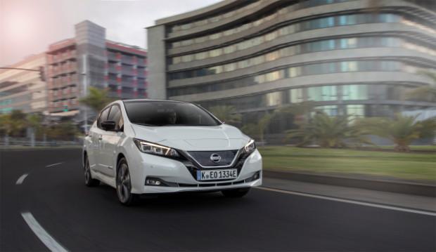 Nissan LEAF - Zweite Generation