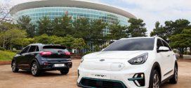 Kia Niro EV kommt mit 450 Kilometern Reichweite