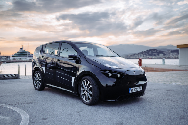 Sono Motors - Sion Solarauto