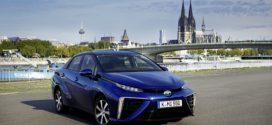 Toyota produziert ab 2020 Brennstoffzellen und Wasserstofftanks in Großserie