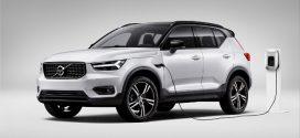 Ab 2025 soll jedes zweite Volvo Fahrzeug ein Elektroauto sein
