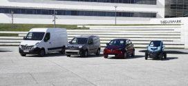 Renault baut Produktionsstandorte für Elektroautos für eine Milliarde Euro aus