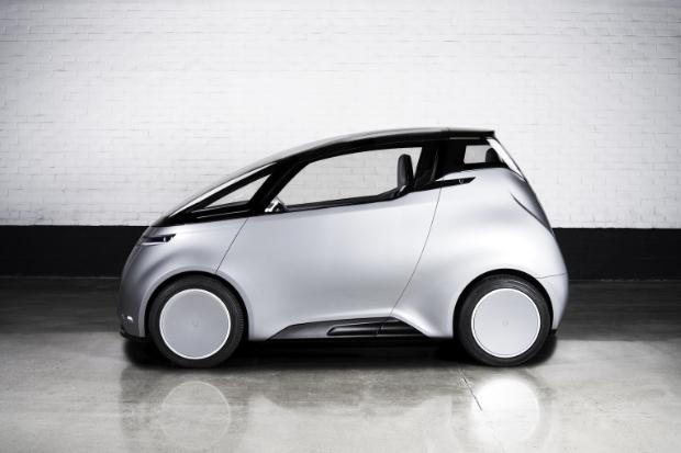 Uniti One - Elektroauto-Prototyp